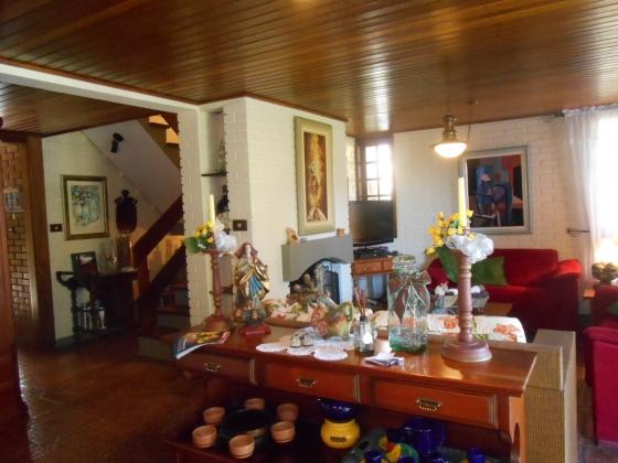 Casa estilo Chalé Colonial próxima ao centro de Gramado