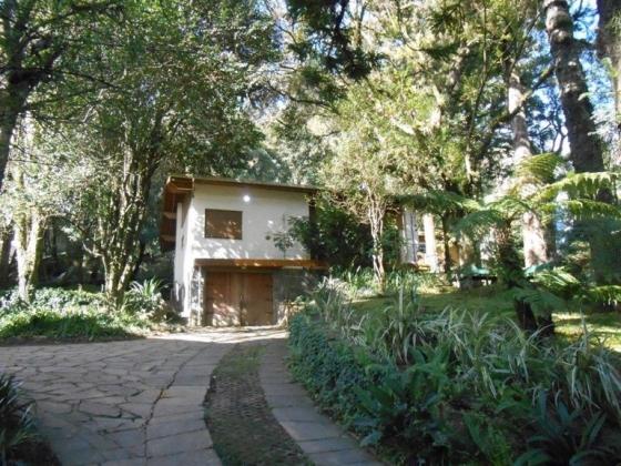 Casa no coração de Gramado à 5 quadras da Rua Coberta