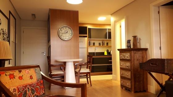 Apto Luxo 1 dormitorio centro