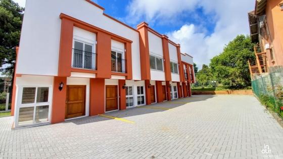 Casa geminada - Vila Suzana