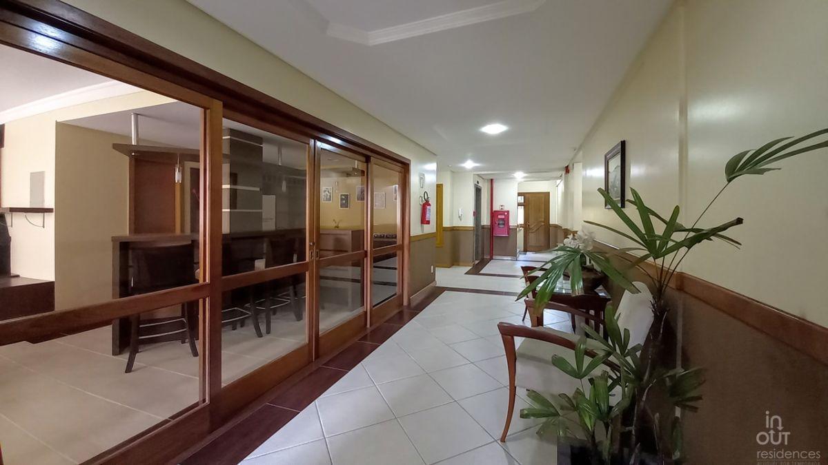Apt. 2 Dormitórios Centro Canela